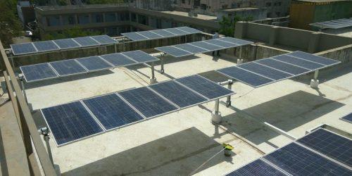 Residential Rooftop- Maninagar, Ahmedabad